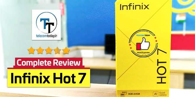 Product Review: Infinix Hot 7 Smartphone – Telecom Today